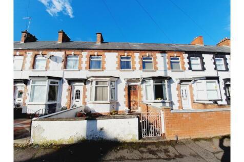 Kimberley Street, Belfast, BT7. 3 bedroom terraced house for sale