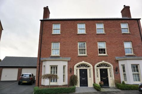 Lady Hill Court, Hillsborough, BT26. 4 bedroom semi-detached house for sale