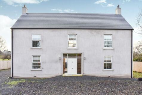 Lisnevenagh Road, Ballymena, BT42. 4 bedroom detached house for sale