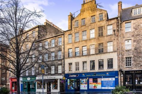 68b Grassmarket, Edinburgh, EH1. 1 bedroom flat for sale