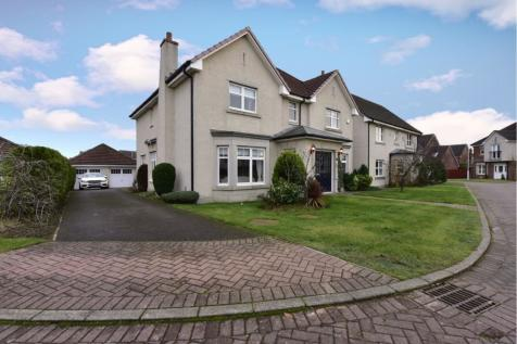 Kyle Crescent, Dunfermline, KY11. 5 bedroom detached house for sale