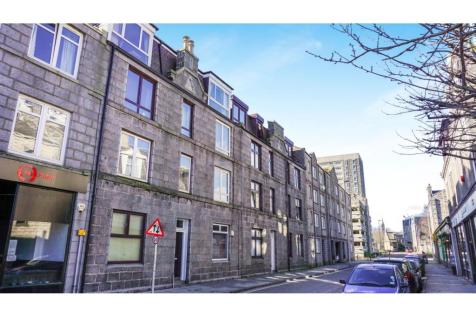 Huntly Street, Aberdeen, AB10. 1 bedroom flat for sale