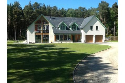 Maverston, Urquhart, IV30. 5 bedroom detached house for sale