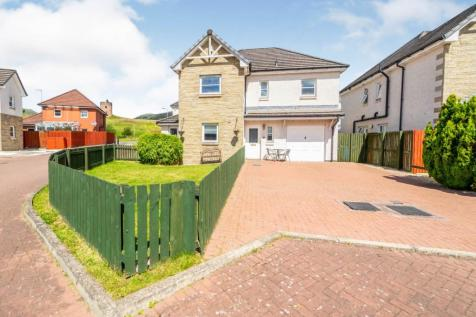Whiteyetts Crescent, Alloa, FK10. 5 bedroom detached house for sale