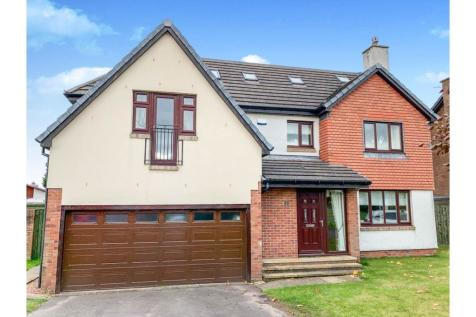 Troon Gardens, Glasgow, G68. 5 bedroom detached house