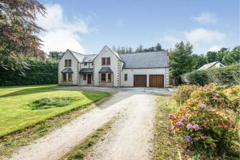 Ardgilzean, Elgin, IV30. 5 bedroom detached house for sale