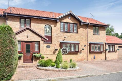 Wallace Mill Gardens, Mid Calder, EH53. 4 bedroom detached house for sale
