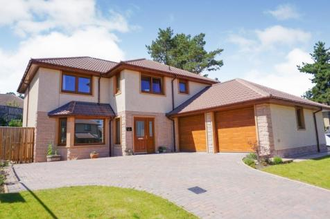 Peterkin Place, Lossiemouth, IV31. 4 bedroom detached house for sale