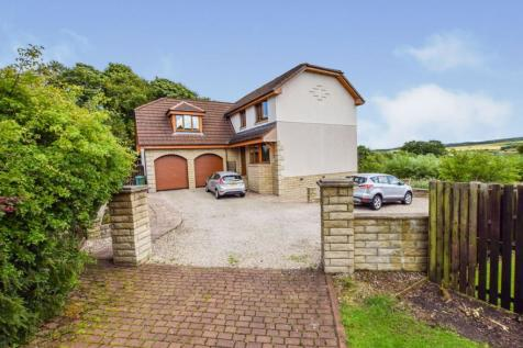 Arthur Gardens, Airdrie, ML6. 4 bedroom detached house