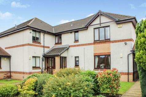 Marchbank Gardens, Paisley, PA1. 2 bedroom ground floor flat