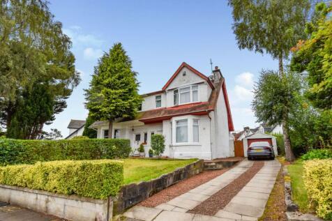 Tylney Road, Paisley, PA1. 3 bedroom semi-detached house