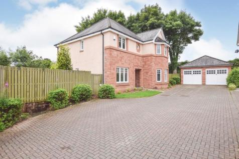 Manor Drive, Coatbridge, ML5. 5 bedroom detached house