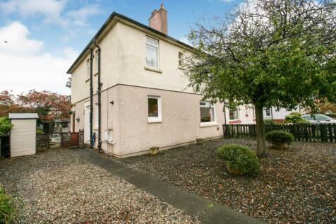 Abbotsford Street, Falkirk, FK2. 2 bedroom ground floor flat for sale