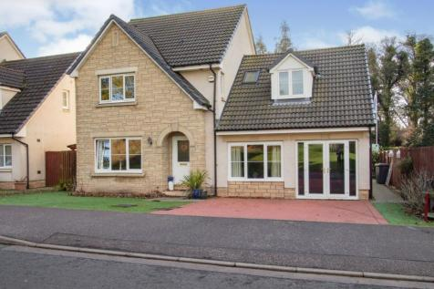 Silver Birch Drive, Dundee, DD5. 4 bedroom detached house for sale