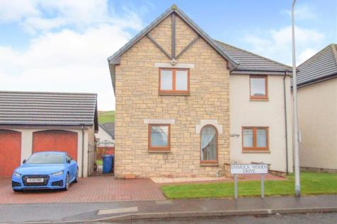 Emmock Woods Drive, Dundee, DD4. 5 bedroom detached house for sale