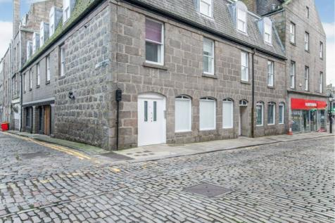 4 South Silver Street, Aberdeen, AB10. 1 bedroom flat for sale