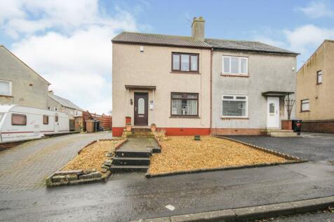 Cairngorm Road, Kilmarnock, KA1. 3 bedroom semi-detached house for sale