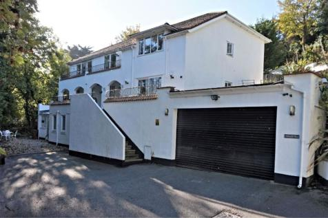 Redgate Heights, Torquay, TQ1. 5 bedroom detached house