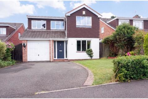 Haines Park, Taunton, TA1. 4 bedroom detached house for sale