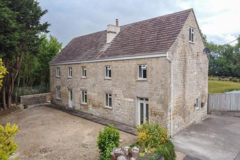 Spring Gardens, Frome, BA11. 6 bedroom detached house