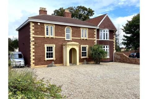 Wembdon Road, Bridgwater, TA6. 6 bedroom detached house for sale