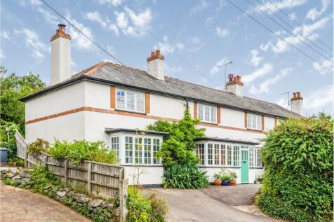 Stoneborough Lane, Budleigh Salterton, EX9. 4 bedroom semi-detached house