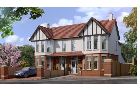 Mount Nebo, Taunton, TA1. 4 bedroom semi-detached house for sale