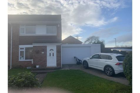 Canworth Way, Bridgwater, TA6. 3 bedroom end of terrace house for sale