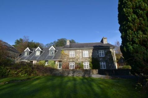 Cilycwm, Llandovery, SA20. 10 bedroom detached house for sale
