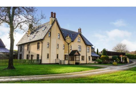 Llanvair Kilgeddin, Abergavenny, NP7. 7 bedroom country house for sale