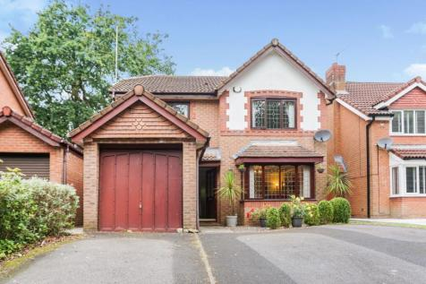 Sketty Park Close, Swansea, SA2. 4 bedroom detached house