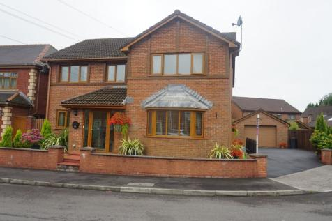 Ocean View, Neath, SA10. 4 bedroom detached house