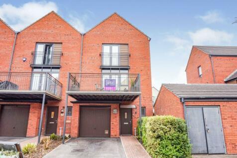 Yr Hafan, Swansea, SA1. 3 bedroom end of terrace house for sale
