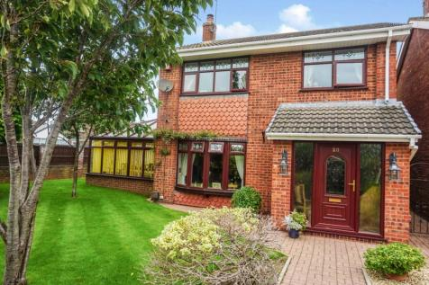 Sherwell Avenue, Wrexham, LL13. 3 bedroom detached house