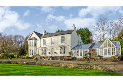 Brockweir Common, Chepstow, NP16. 5 bedroom country house