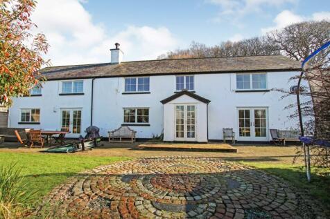 Eglwysbach, Colwyn Bay, LL28. 5 bedroom detached house