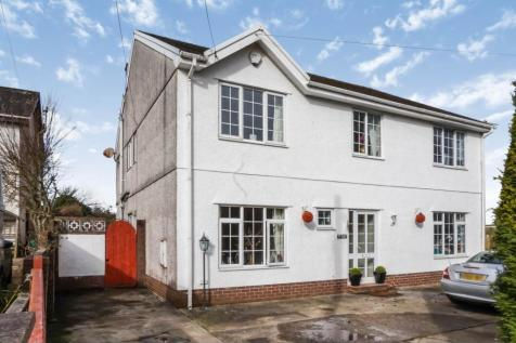 Wernffrwd, North Gower, Swansea, SA4. 5 bedroom detached house for sale