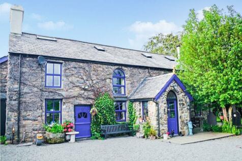 Maenan, Conwy, LL26. 6 bedroom detached house