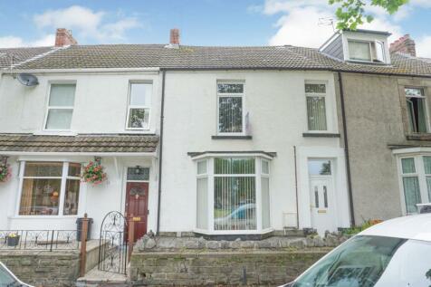 St. Helens Crescent, Swansea, SA1. 3 bedroom terraced house
