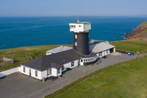 St. Annes Head, Haverfordwest, SA62. 8 bedroom character property for sale