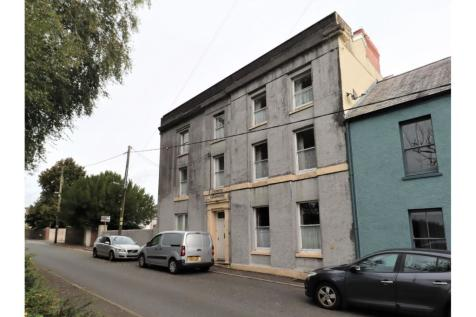 Picton Place, Carmarthen, SA31. 20 bedroom block of apartments for sale