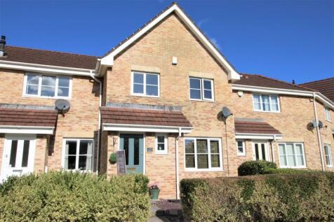 Maes Y Deri, Llansamlet, SA7. 3 bedroom terraced house for sale