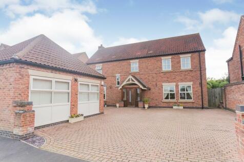 Maltkiln Road, Fenton, LN1. 6 bedroom detached house for sale