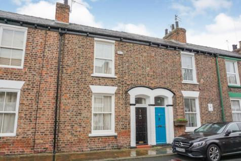 Hampden Street, York, YO1. 3 bedroom terraced house