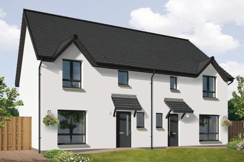 1 Nethergray Entry, Dykes of Gray, Dundee, DD2 5JY. 3 bedroom semi-detached house for sale