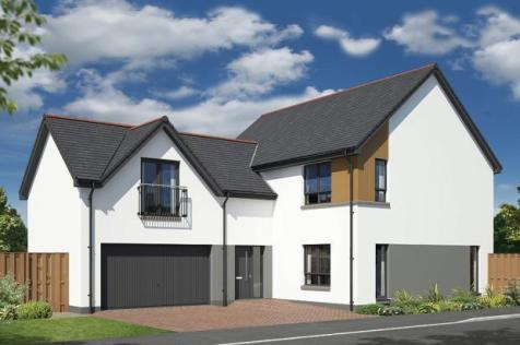 1 Nethergray Entry, Dykes of Gray, Dundee, DD2 5JY. 4 bedroom detached house for sale