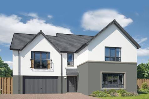 1 Nethergray Entry, Dykes of Gray, Dundee, DD2 5JY. 5 bedroom detached house for sale