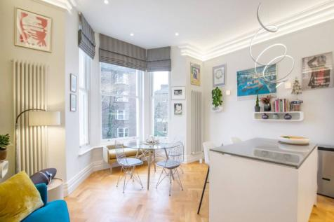 Elgin Avenue, Maida Vale, London, W9. 2 bedroom flat