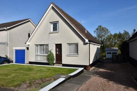 Athollbank Drive, Perth, PH1. 4 bedroom detached house for sale