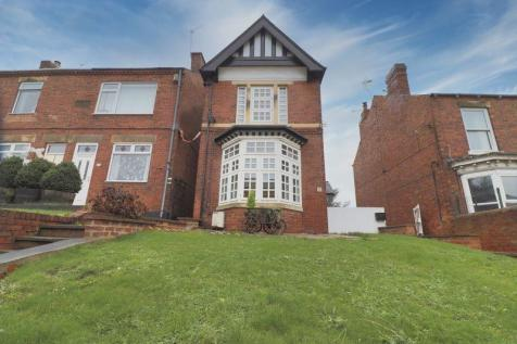 Station Road, Chesterfield. 4 bedroom detached house for sale
